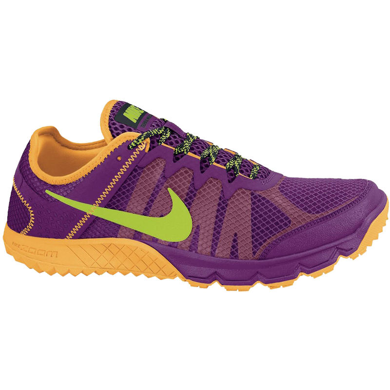 Zoom Wildhorse Trail Running Shoes Bright Grape