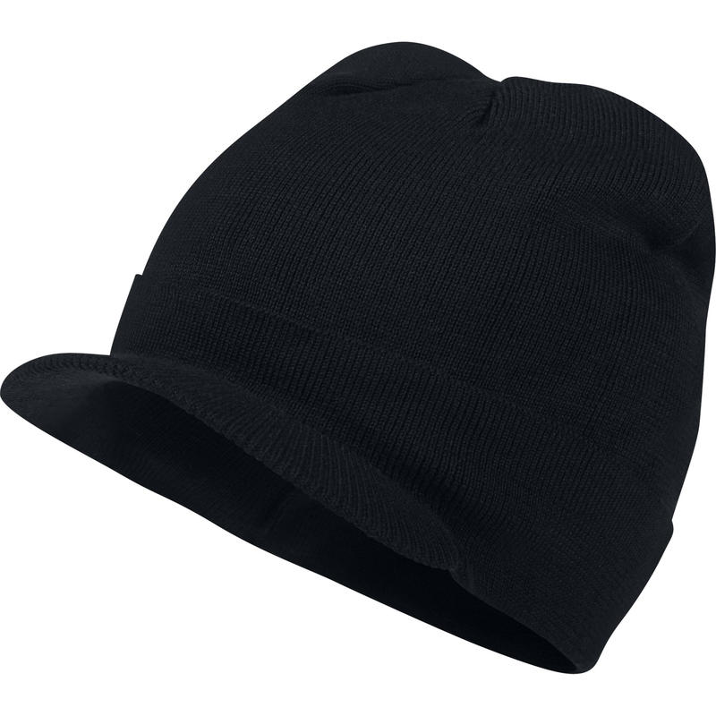 Tuque Run Crew Radar Black