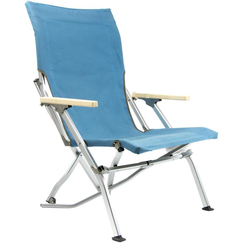 Chaise pliante Beach Turquoise