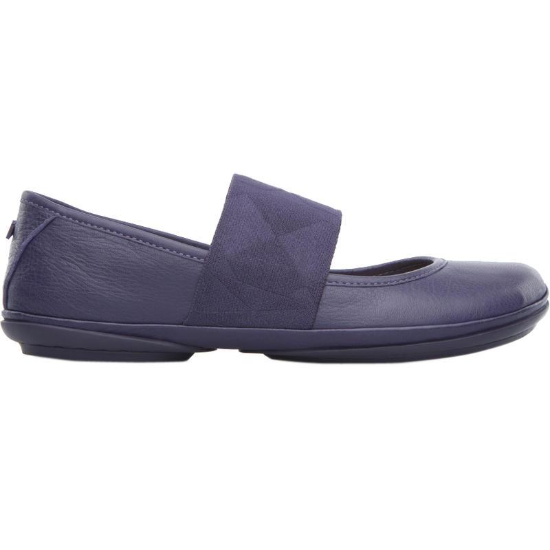 Chaussures Right Nina Ballerina K200052 Dark Blue