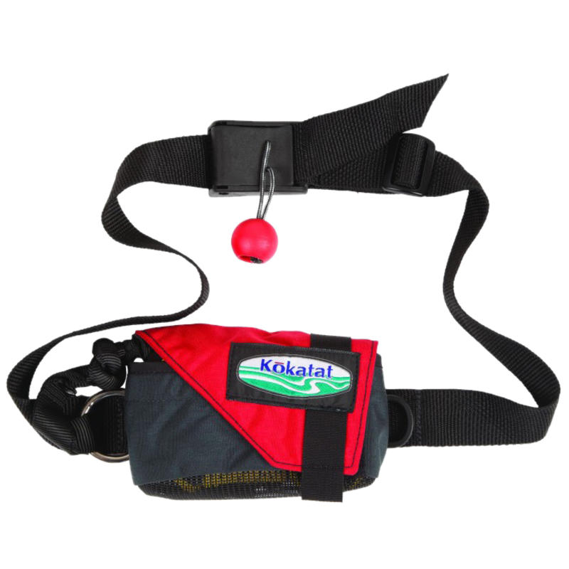 Waist-Mount Touring Tow Tether Red