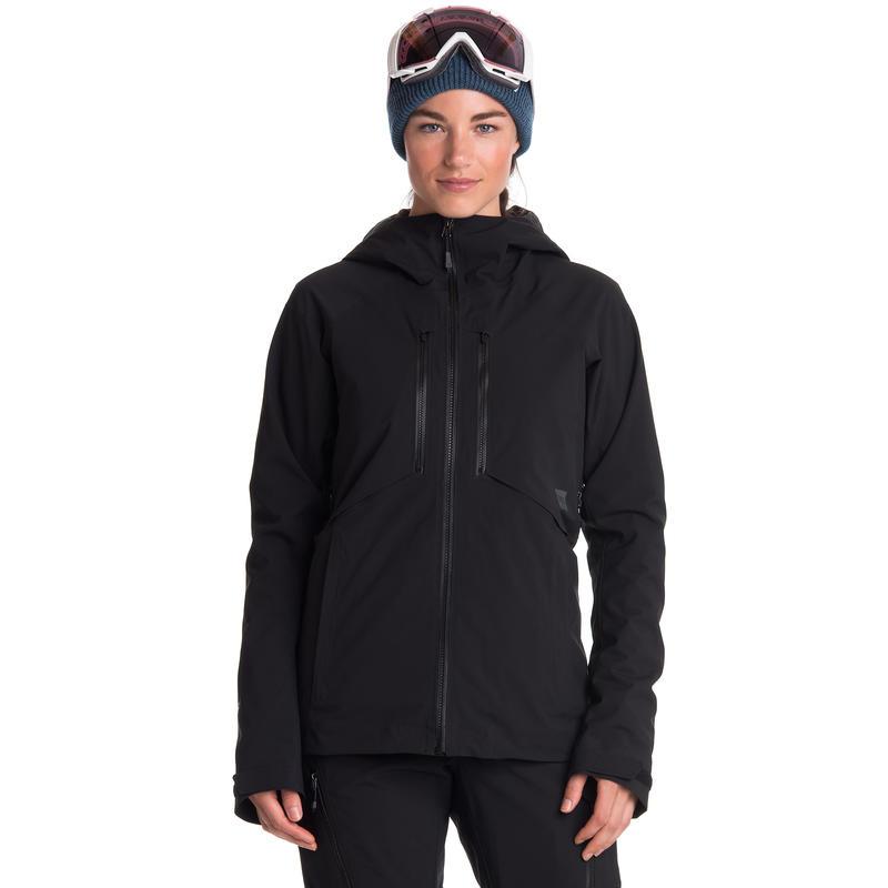 Khione Insulated Jacket Black