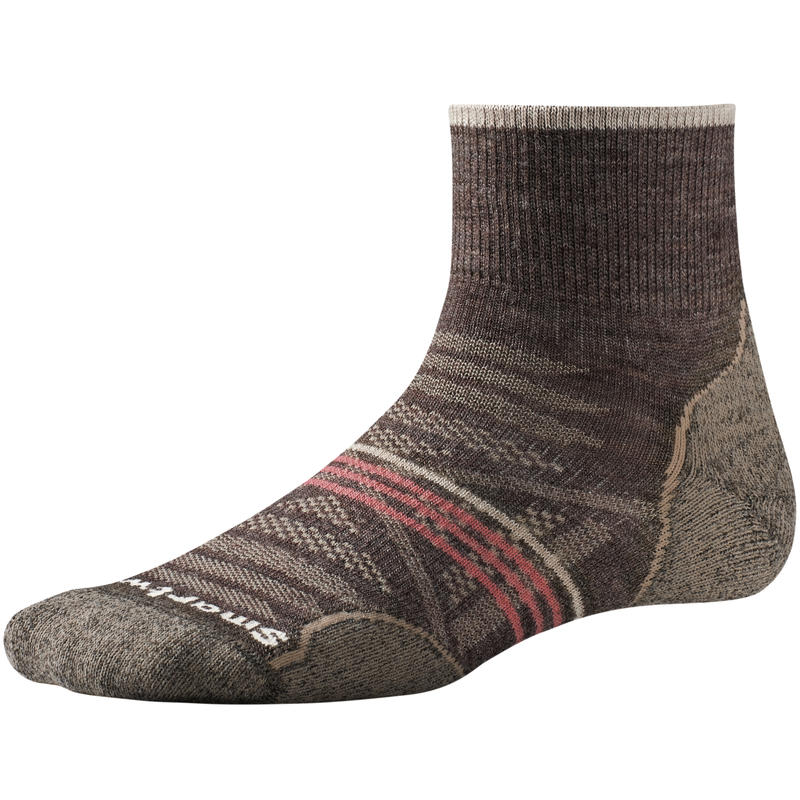 Chaussettes PhD Outdoor Light Mini Taupe