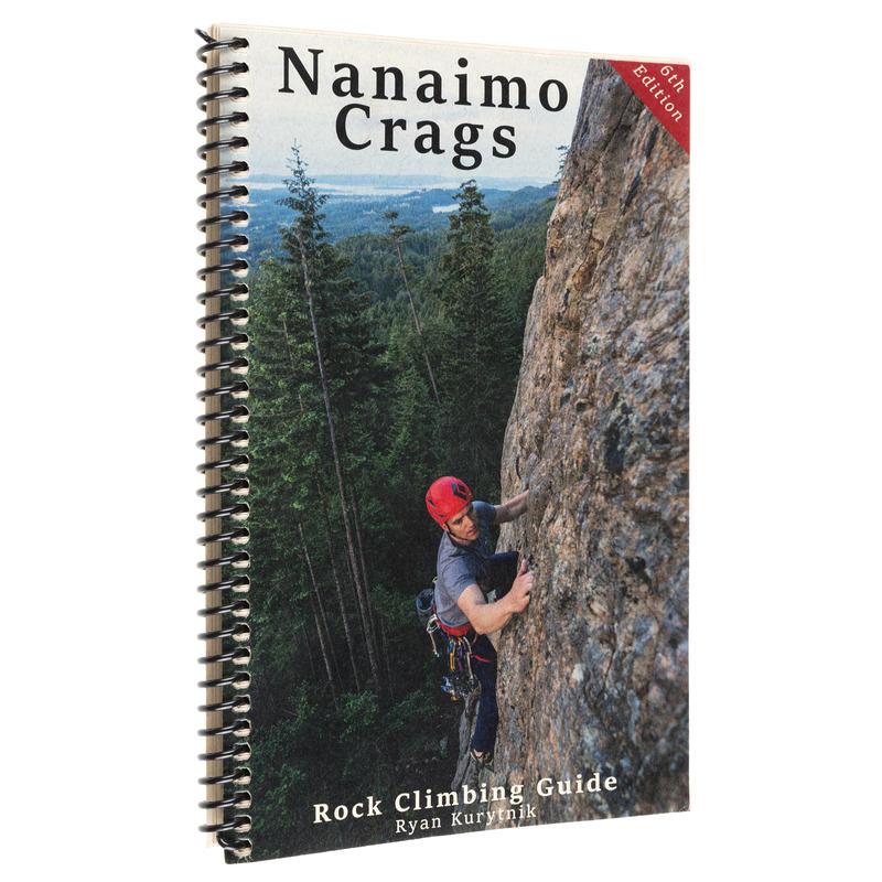 Nanaimo Crags Guidebook 2016