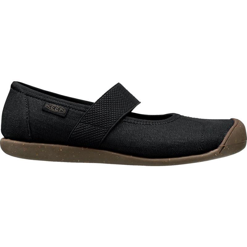 Chaussures en toile Sienna MJ Noir nouveau