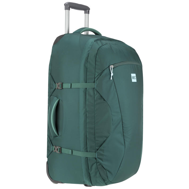Rolling Continent Travel Pack Kale/Woodland Green