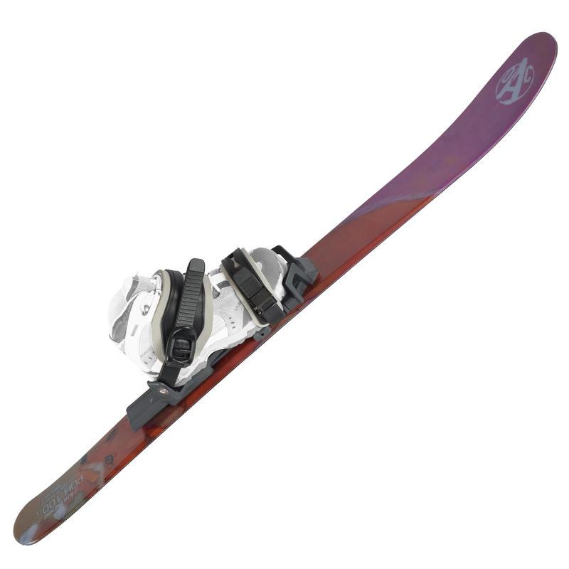 Skis POH UC avec fixations EA Jr