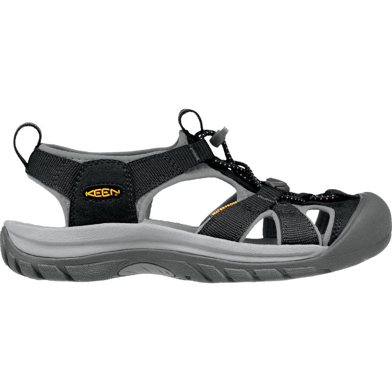 Venice H2 Sandals Black/Neutral Grey