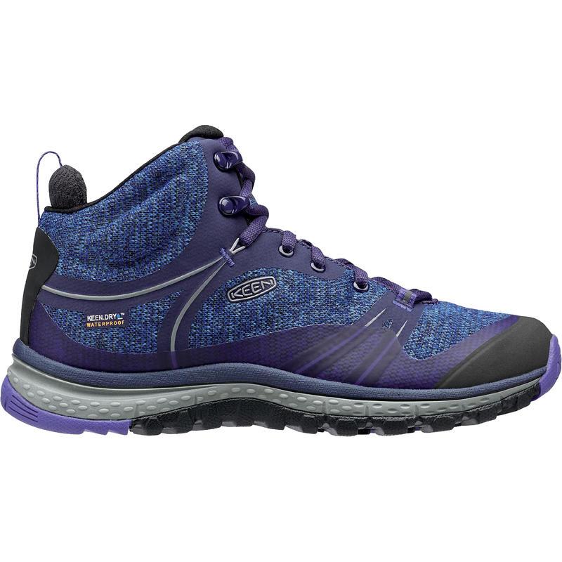 Chaussures de randonnnée légère Terradora Mid Wp Aura astrale/Liberté