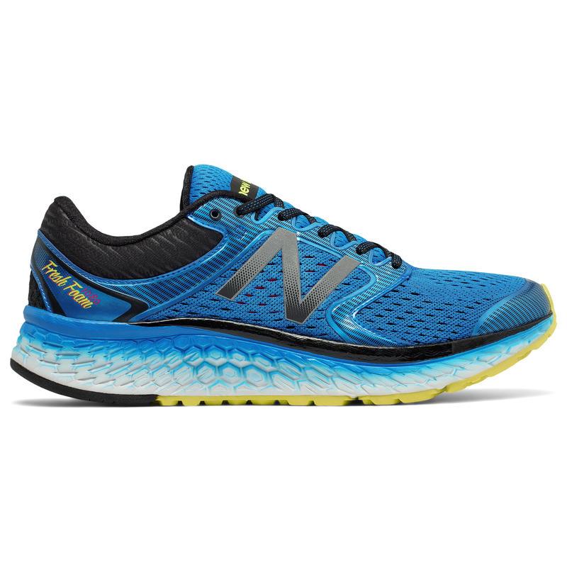 Chaussures de course sur route 1080 v7 Bleu électrique/Surlignage