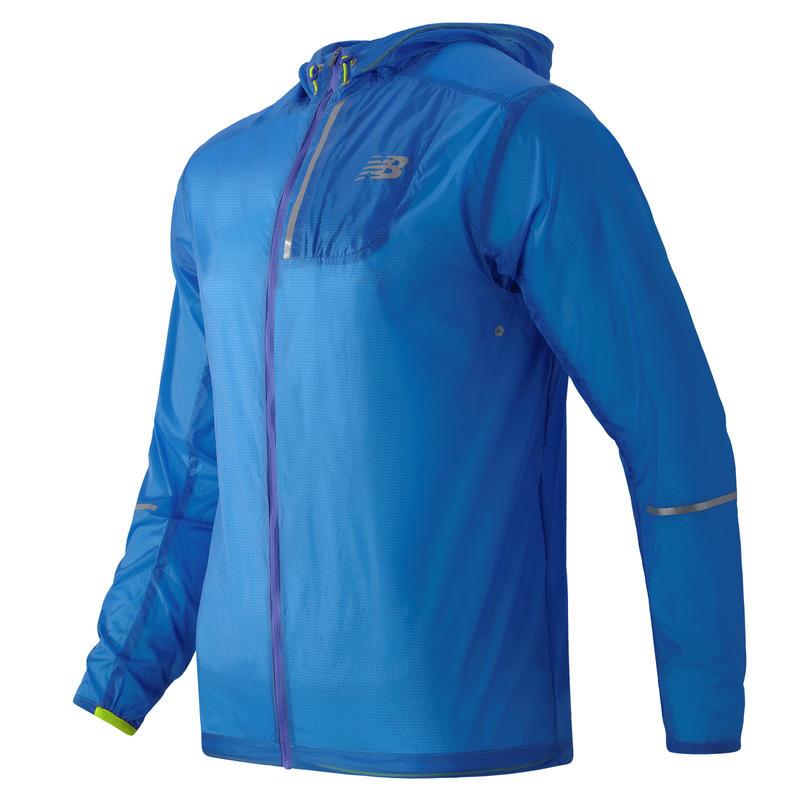 Manteau compact Lite Bleu électrique