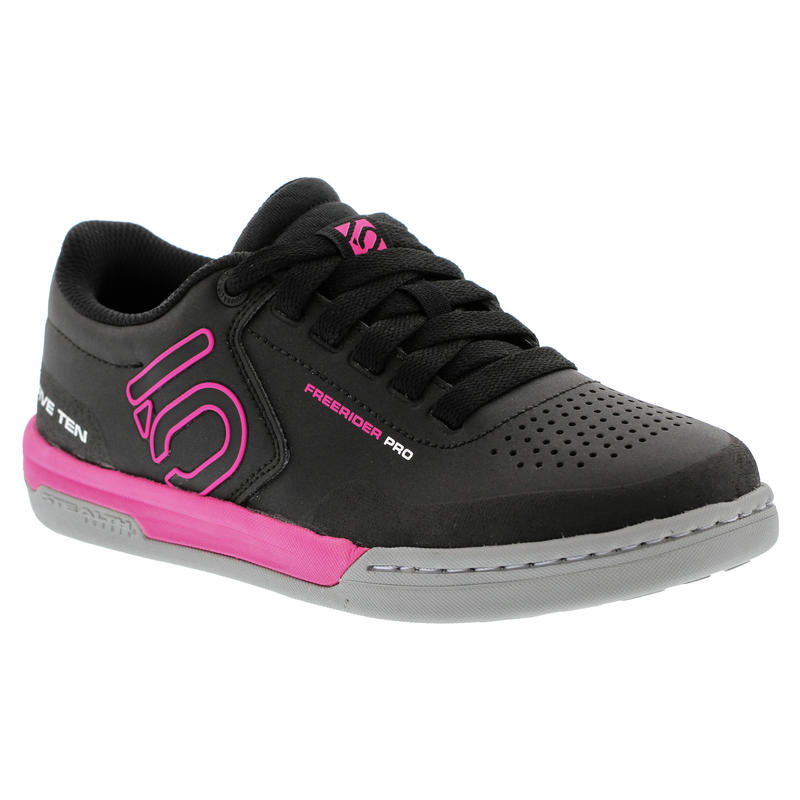 Chaussures Freerider Pro Noir/Rose