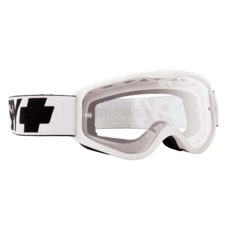 Cadet MX Goggles White/Clear