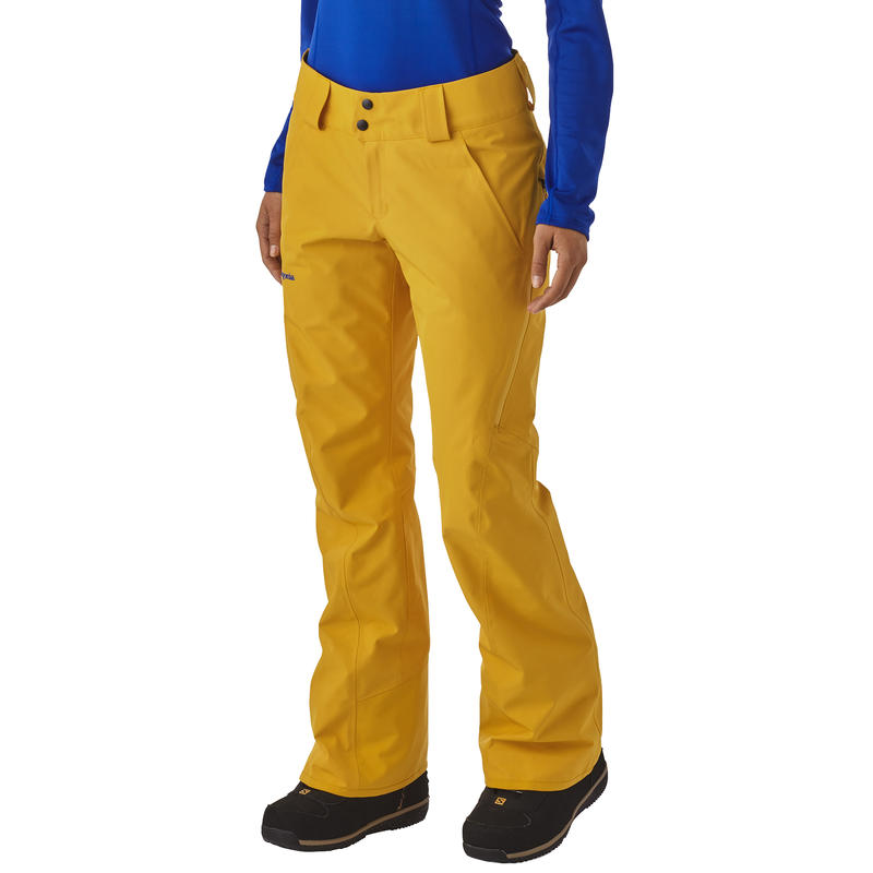 Pantalon isolant Powder Bowl Jaune soufre