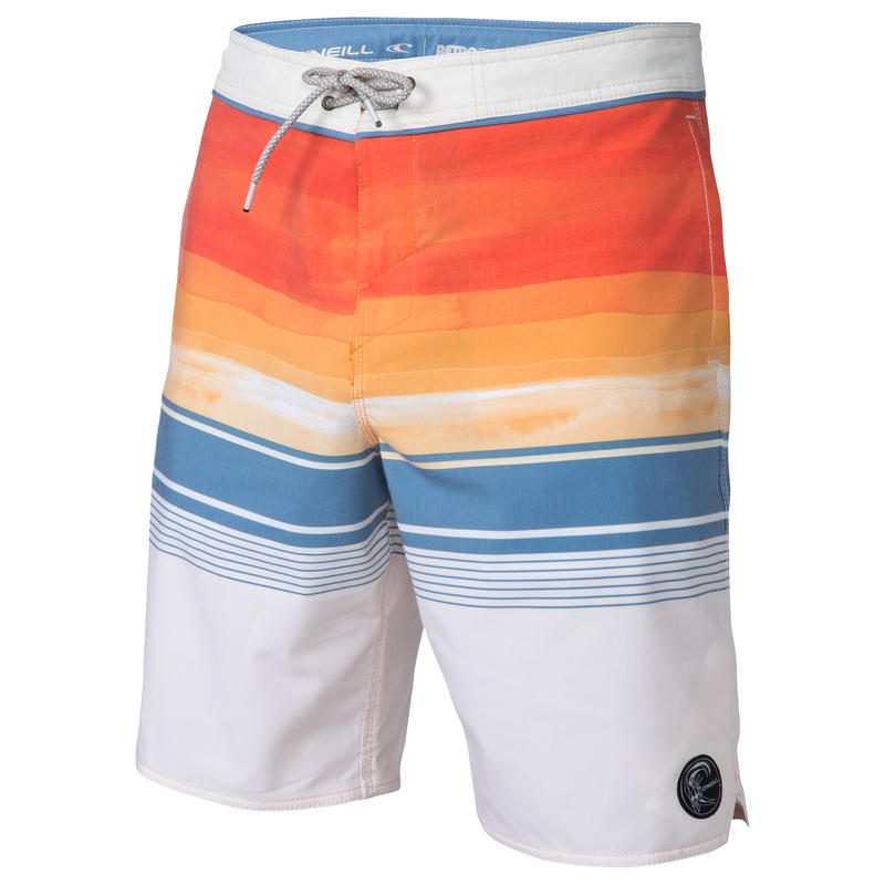 Short de surf Hyperfreak Source 24/7 Blanc os