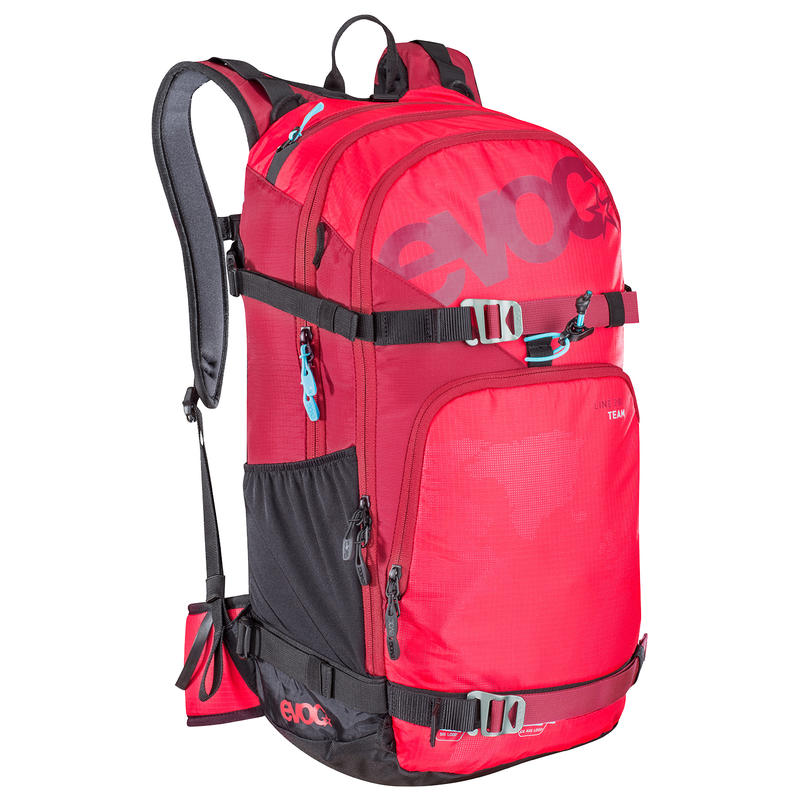 Line Team 28L Daypack Red/Ruby