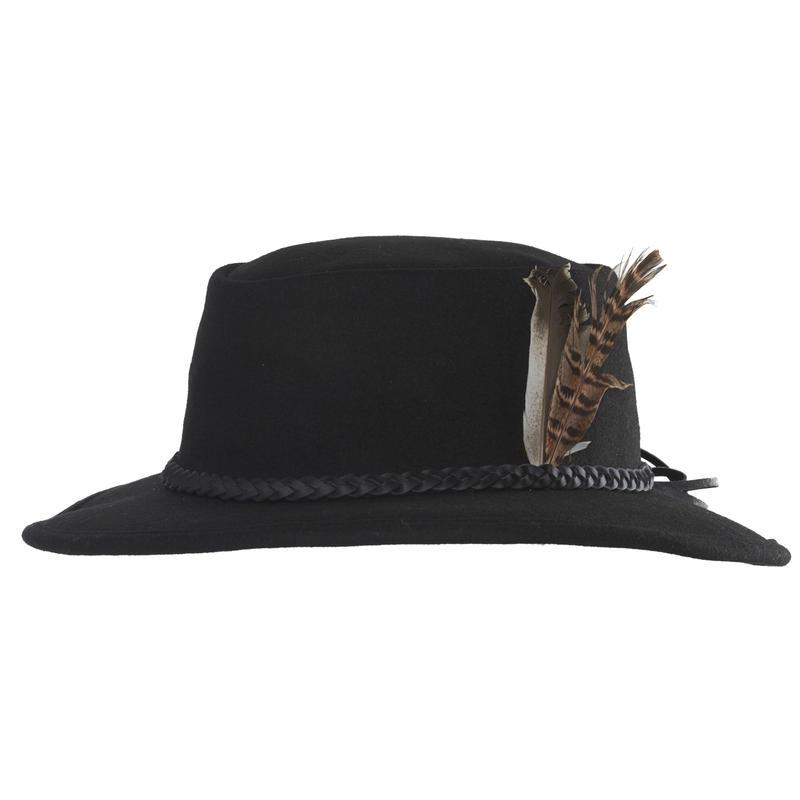 Chapeau Depp Noir