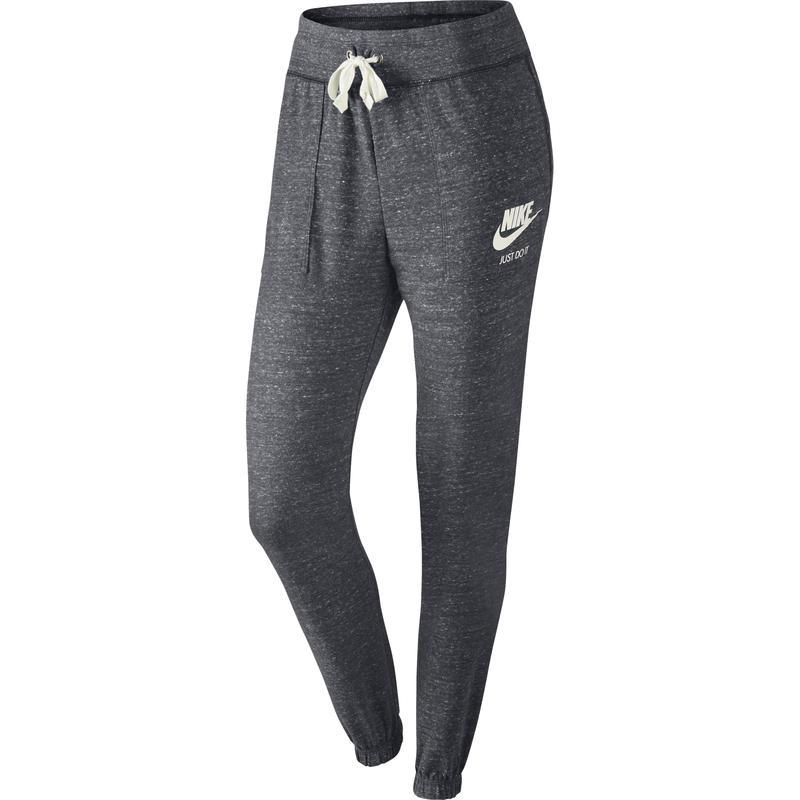 Pantalon Gym Vintage Carbone chiné/Voile