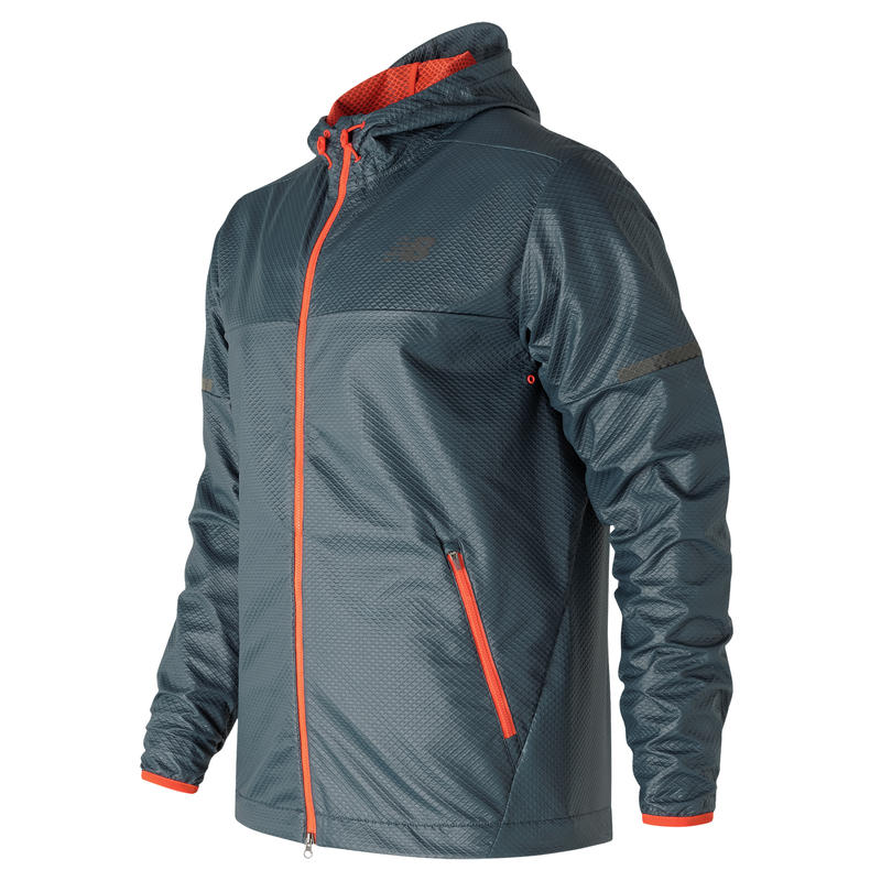 Manteau Max Intensity Supercell/Orange alpha