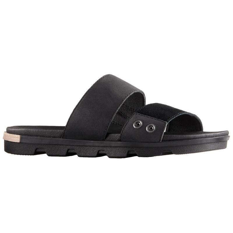 Torpeda Slide II Sandals Black/White