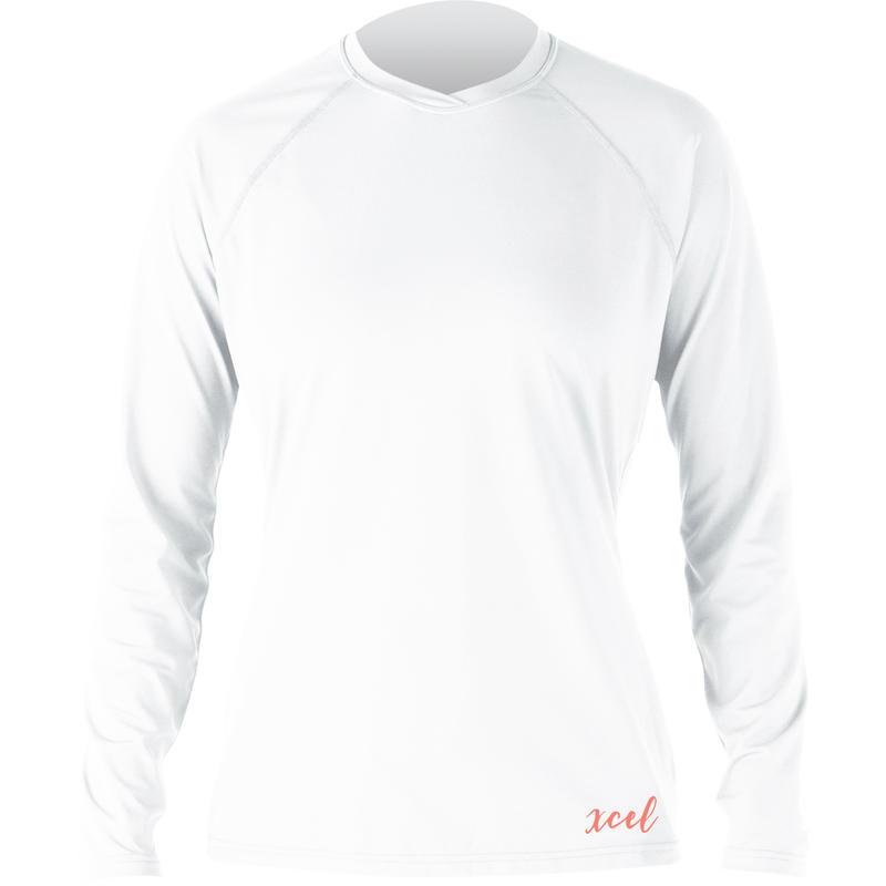 Ventx Long-Sleeved Top White