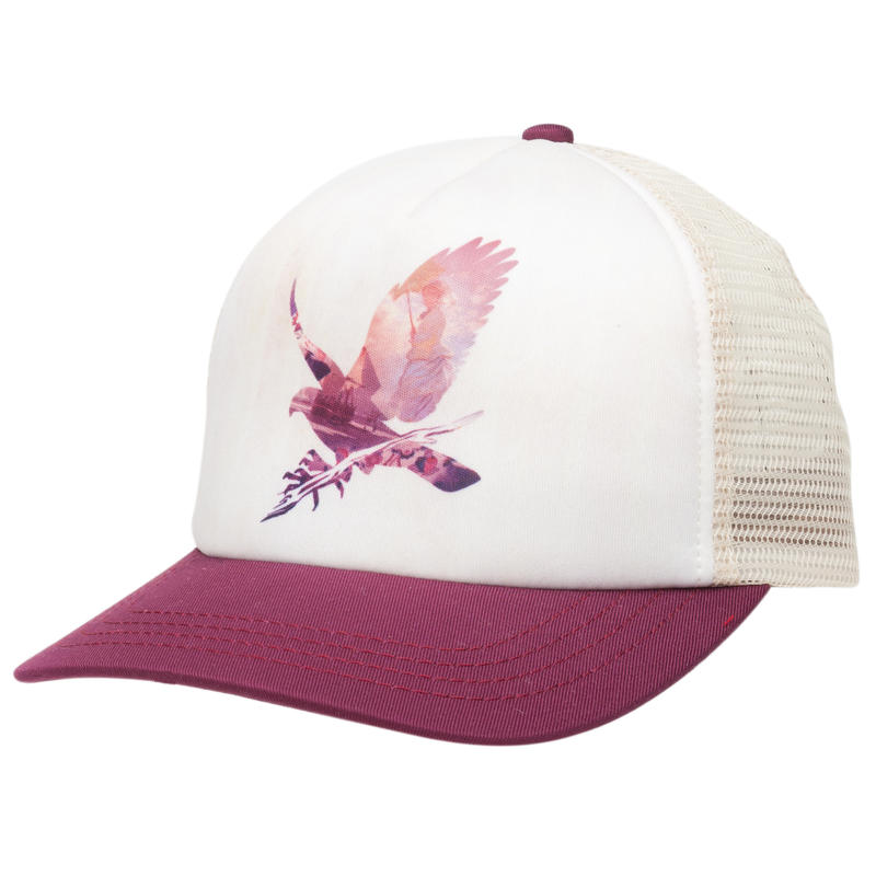 Casquette Animal Spirit Prune