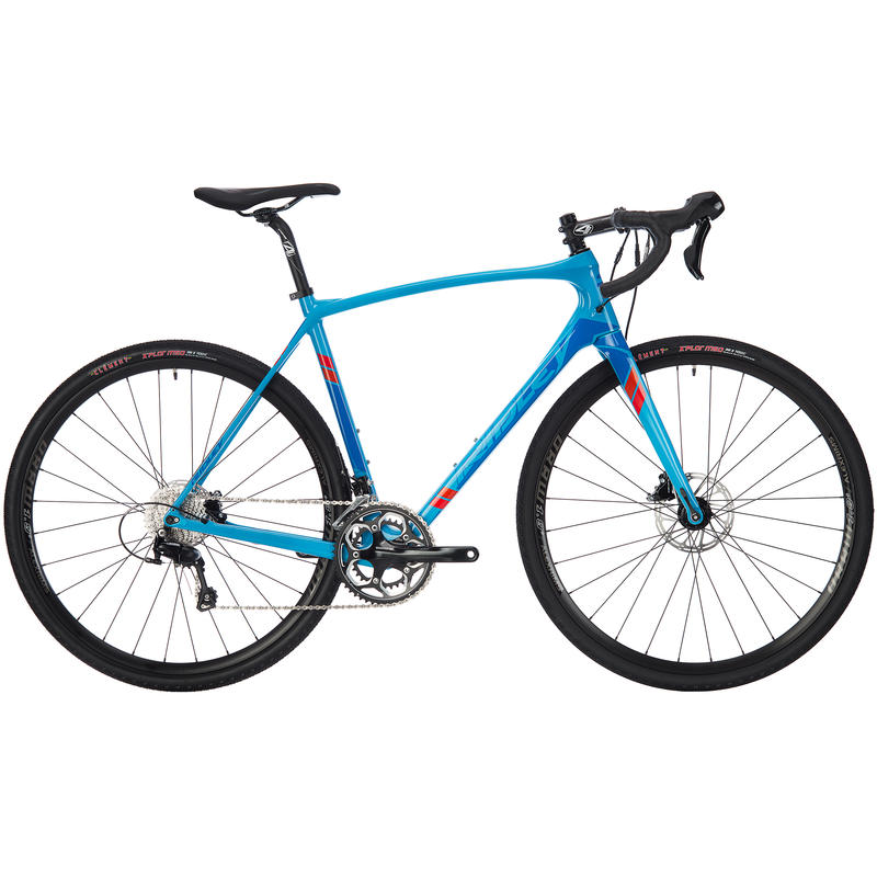 X-Trail CR50 Bicycle Blue/Red