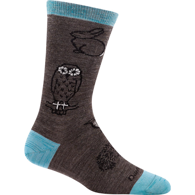Chaussettes Woodland Creatures Taupe