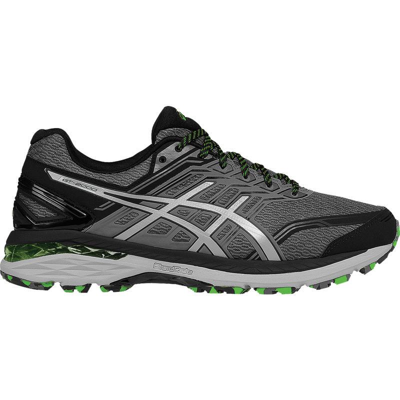 Chaussures de course sur sentier GT-2000 5 Carbone/Gris moyen