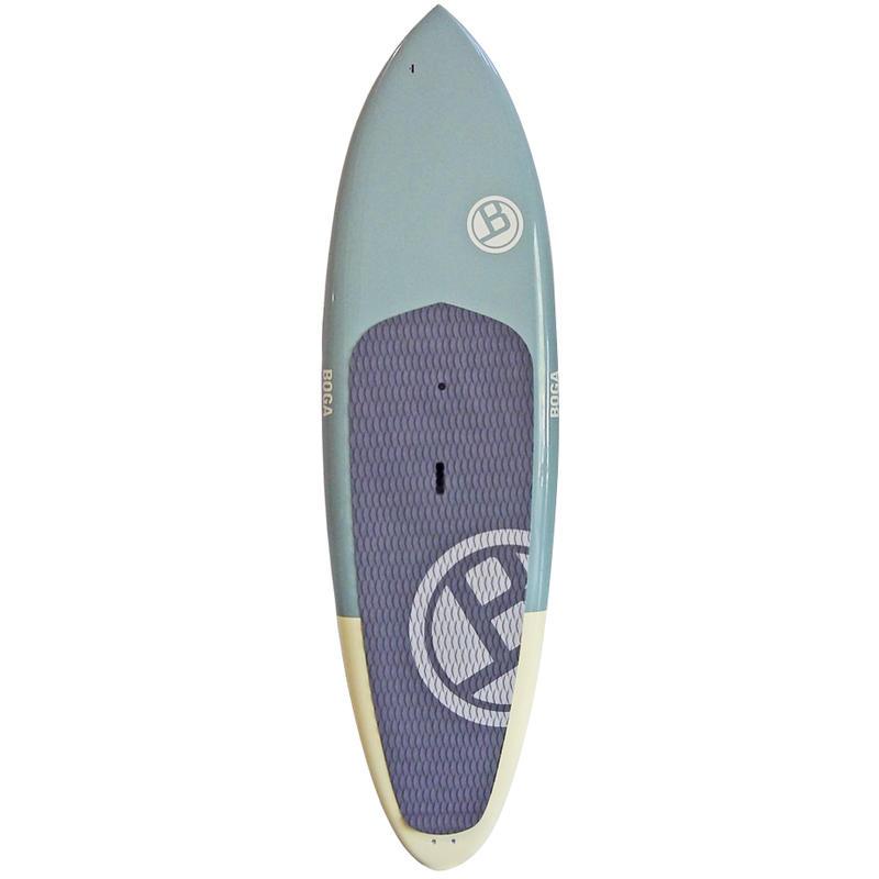 Surf à pagaie Deep 8 Green/Grey