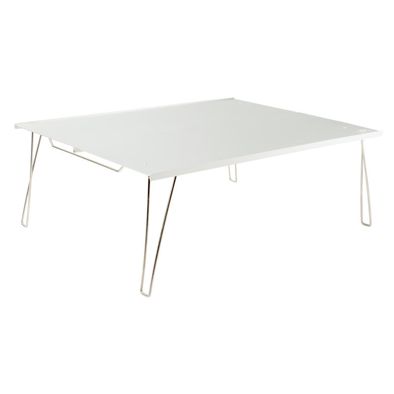 Grande table ultra légère
