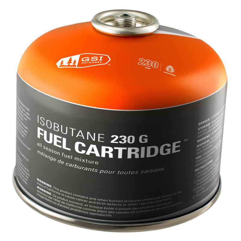 Combustible Isobutane 230 g