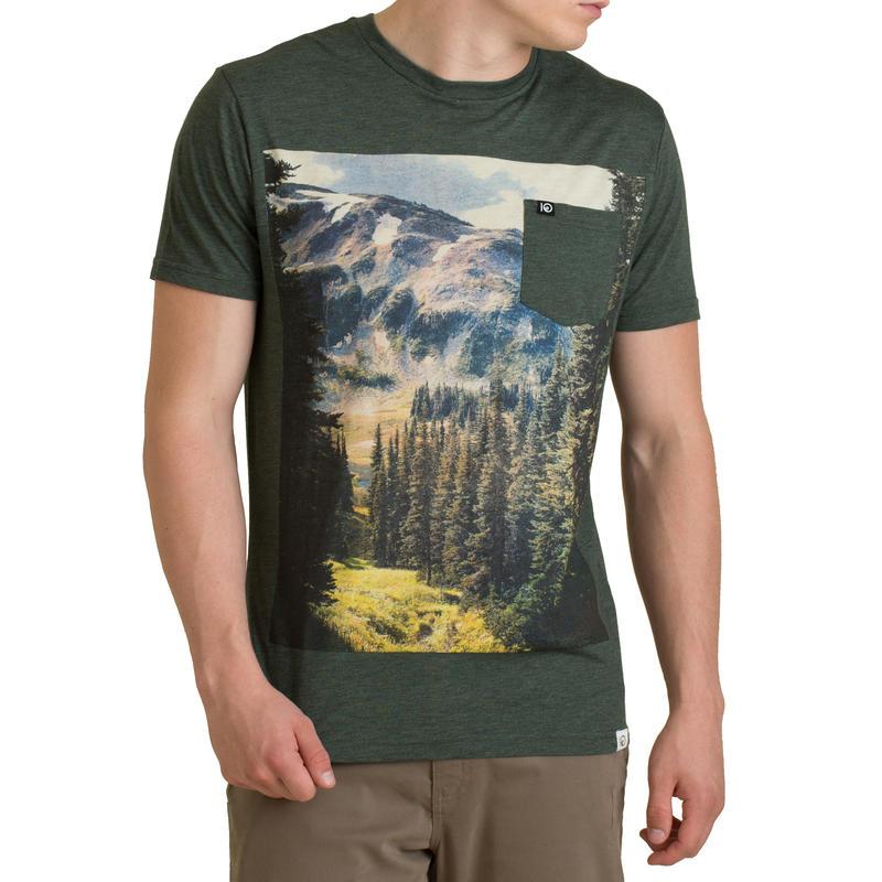 T-shirt Dragonfly Vert mousse
