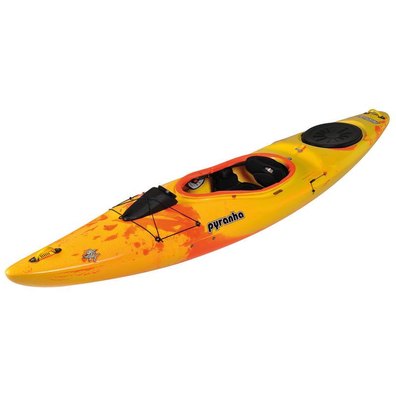 Kayak Fusion C4S Jaune/Jaffa