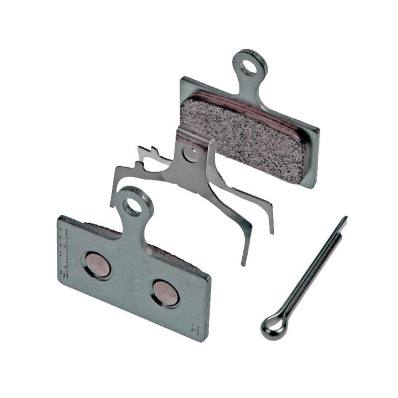 Plaquettes de freins en résine BR-M666 (G01S)