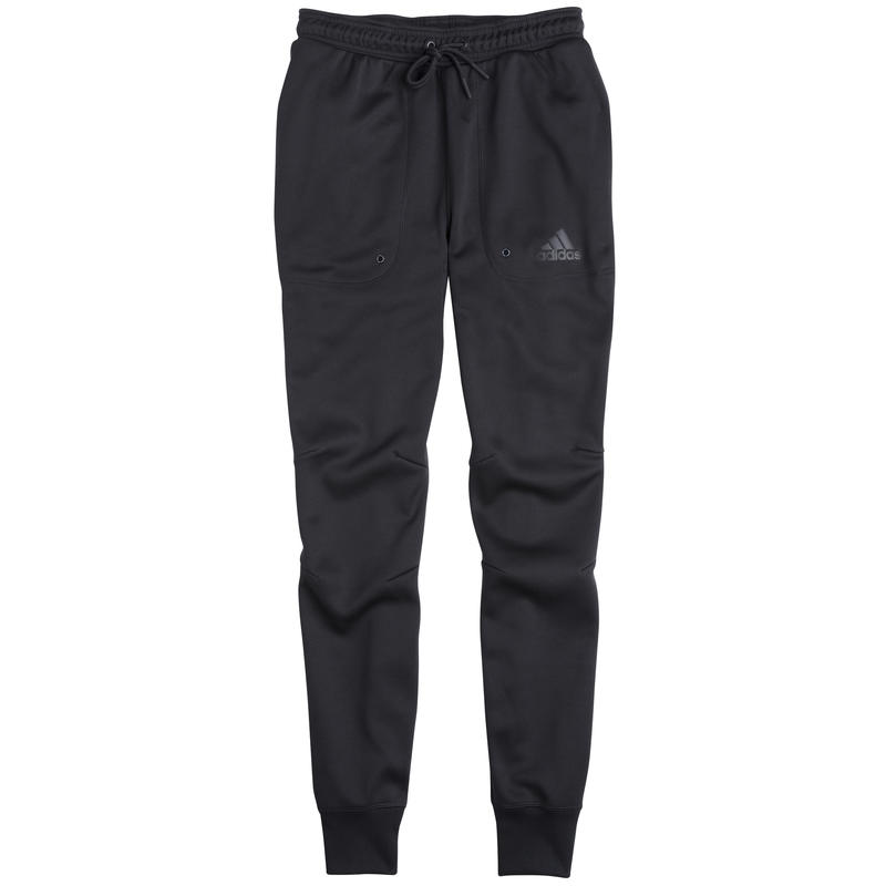 Pantalon SW ID Bonded en polaire Noir/Noir