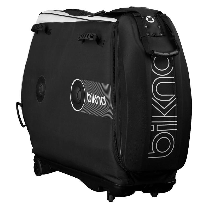Boîte de transport de vélo Helium V4 Noir