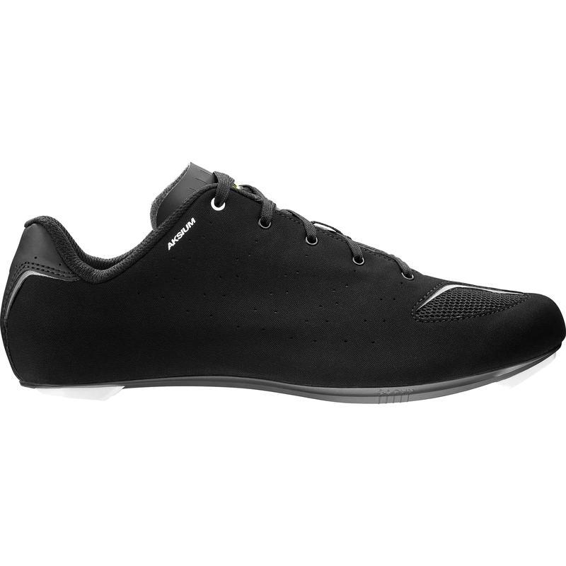 Chaussures de vélo Aksium Noir/Blanc
