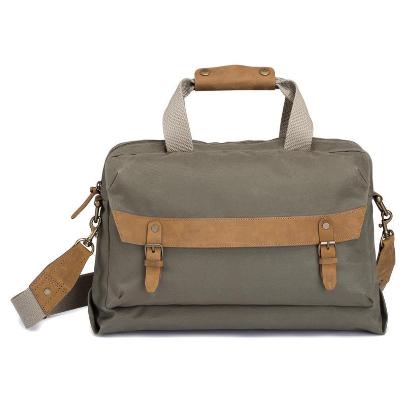 Cascade Laptop Bag Moss