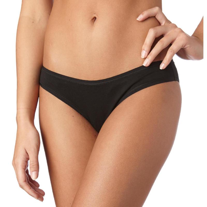 Bikini Bottoms - 2 Pack Black