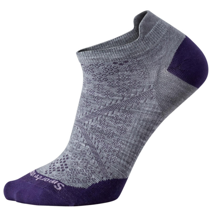 PHD Running Ultra Light Micro Socks Light Grey