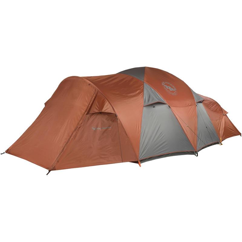 Tente Flying Diamond 6 Rouille/Charbon de bois