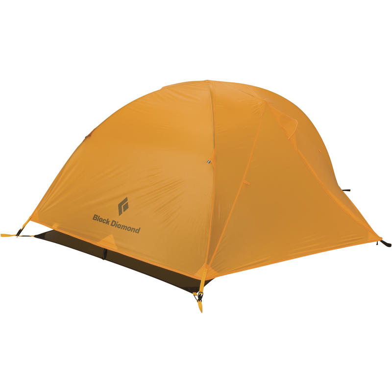 Mesa 2 Person Tent Marigold/Gray