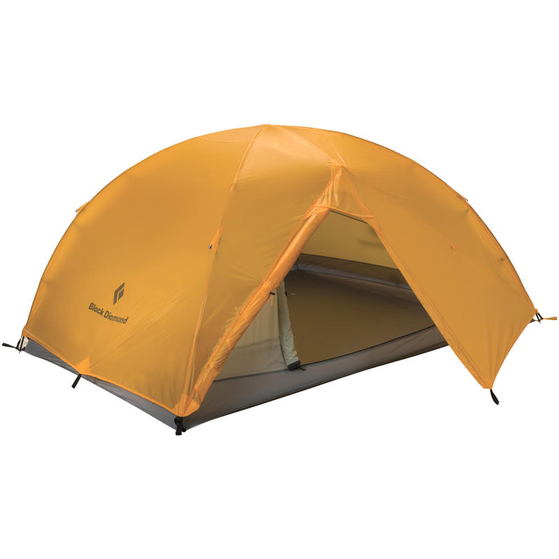 Tente Vista 3 Calendula/gris