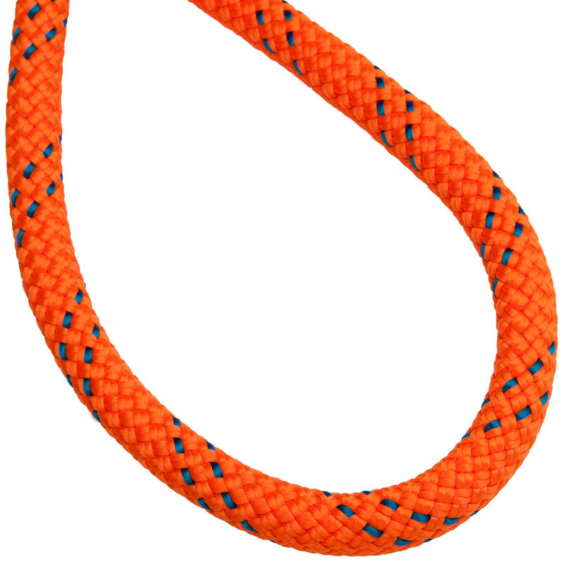 11mm KMIII Nylon Static Rope Orange