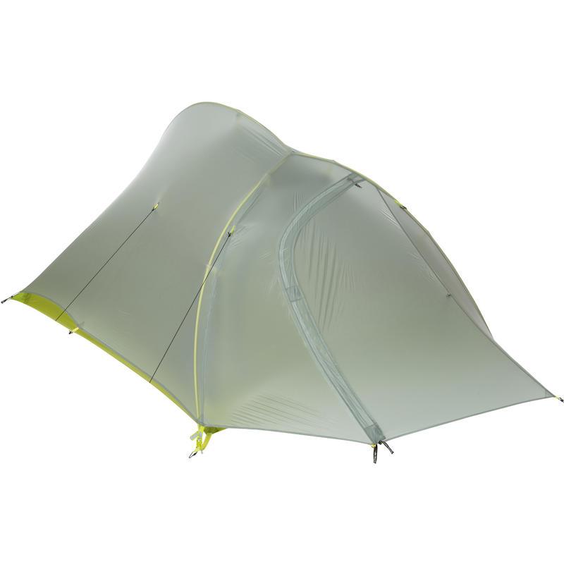 Tente Fly Creek 2 Platinum Argent/Lime