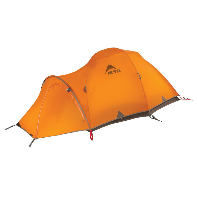 Tente Fury Orange soleil