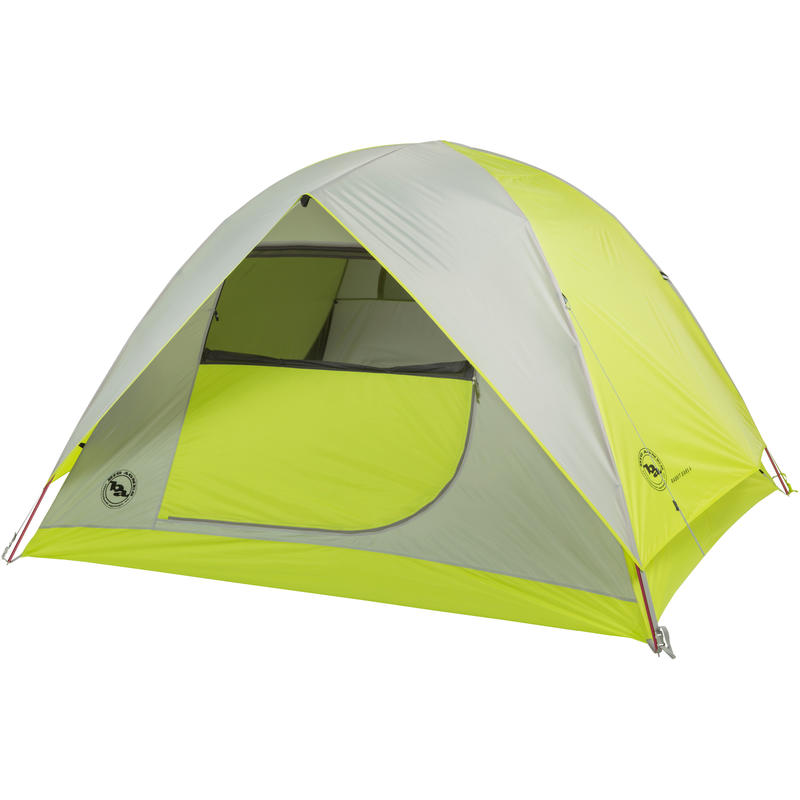 Rabbit Ears 4 Tent Lime/Grey