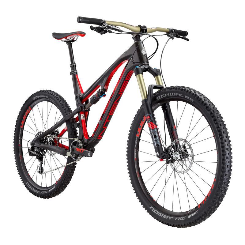 Vélo Spider - version Pro Rouge