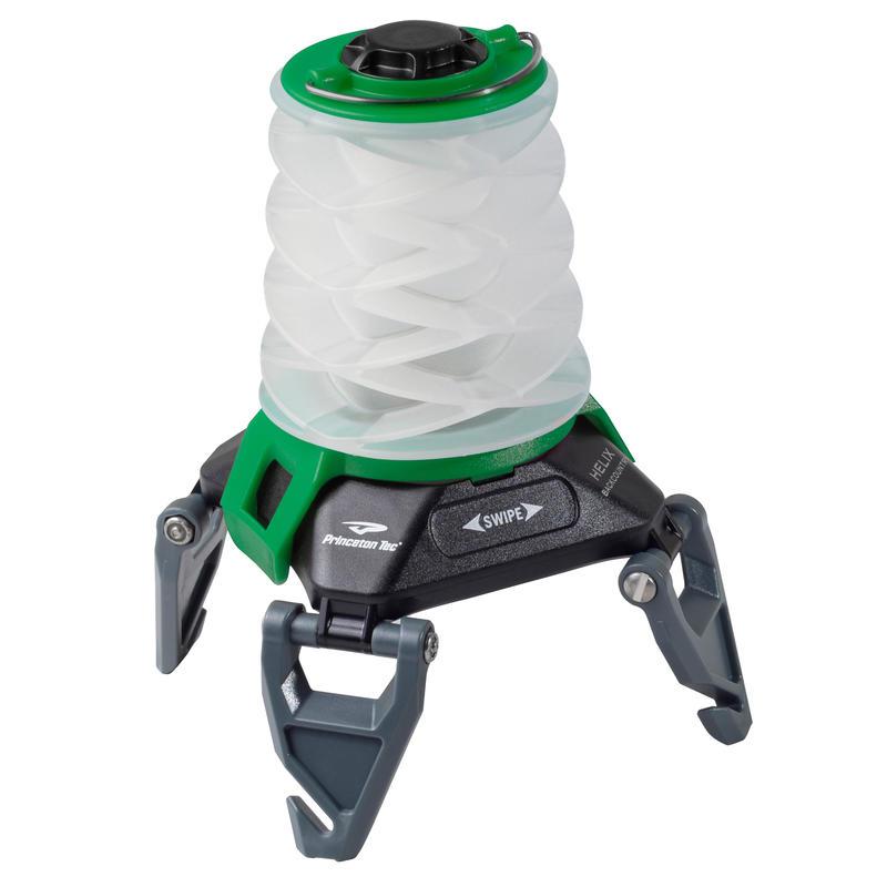 Lanterne rechargeable Helix Backcountry Noir/Vert